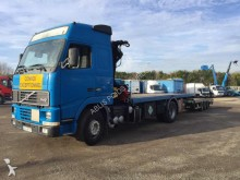used standard flatbed trailer truck