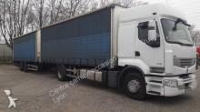 camión remolque Renault Premium 430