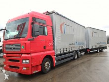 camion remorque MAN TGA 26.440, EURO 4, one owner,