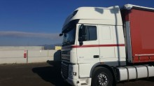 used DAF box trailer truck