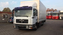 MAN TGL 8.210 trailer truck
