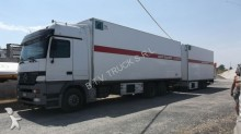 used refrigerated trailer truck