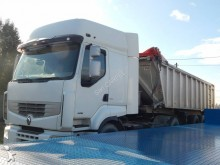 used standard tipper trailer truck