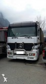 Mercedes tipper trailer truck