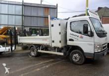 camión remolque volquete estándar usado