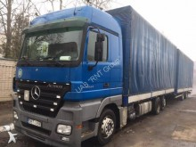 Mercedes Actros 2544 trailer truck