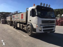 used Volvo flatbed trailer truck