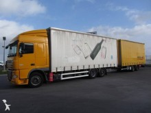 DAF XF105 FAR 460 trailer truck