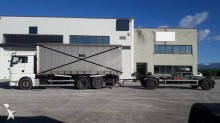 used hook lift trailer truck