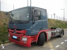Mercedes Actros trailer truck