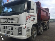 used Volvo construction dump trailer truck