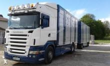 Scania R 500 trailer truck