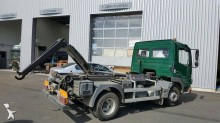 used Mercedes hook lift trailer truck