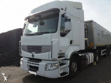 used Renault standard tipper trailer truck