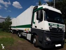 Mercedes Actros 2545 trailer truck