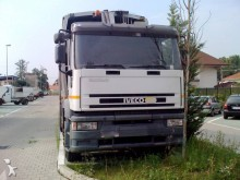 Iveco tipper trailer truck