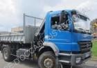 camion cu remorca benă standard Mercedes second-hand