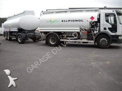 Camion citerne occasion hydrocarbure