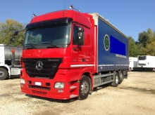 autotreno Mercedes cassone centinato Actros 2551 L Gasolio Euro 5 usato - n°1791167 - Foto 2