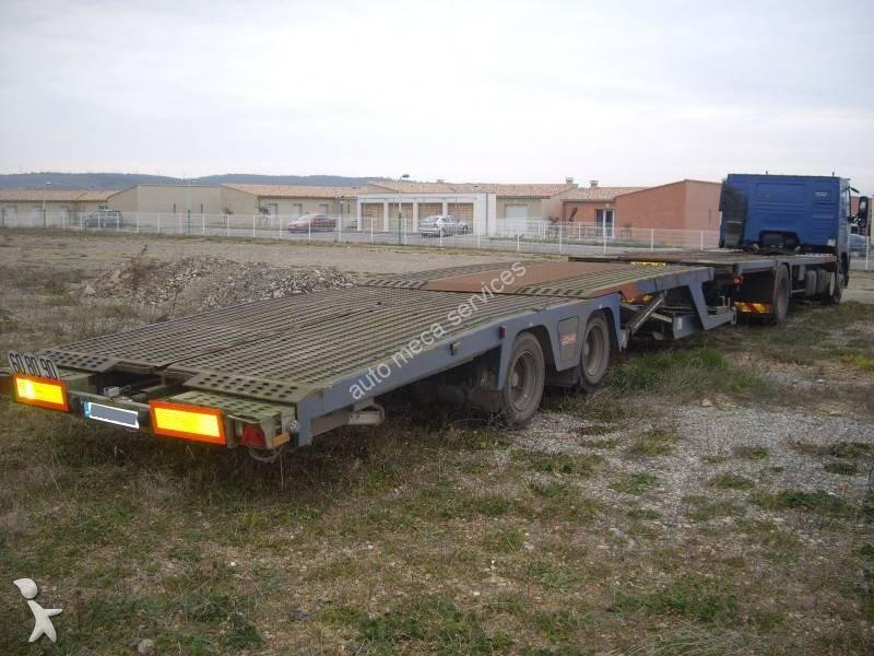 camion remorque volvo plateau fm12 340 4x2 gazoil euro 3. Black Bedroom Furniture Sets. Home Design Ideas