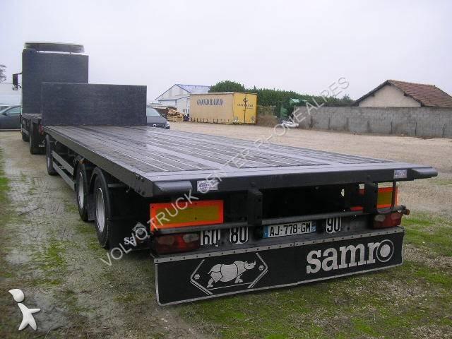 photos camion remorque volvo plateau volvo 480 occasion. Black Bedroom Furniture Sets. Home Design Ideas