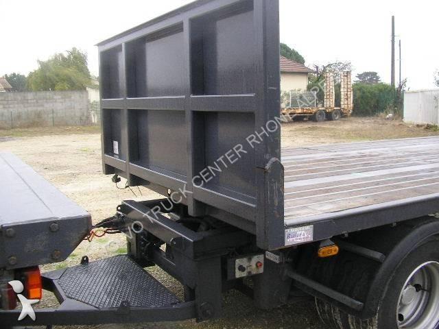 photos camion remorque volvo plateau volvo 480 occasion 913625. Black Bedroom Furniture Sets. Home Design Ideas