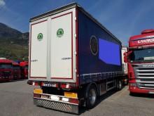 autotreno Mercedes cassone centinato Actros 2551 L Gasolio Euro 5 usato - n°1791167 - Foto 9