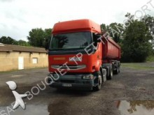 ensemble routier benne Enrochement Renault occasion