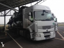 ensemble routier porte voitures Renault occasion
