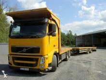 ensemble routier plateau porte paille Volvo occasion