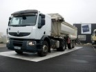 ensemble routier benne standard Renault occasion