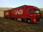 ensemble routier fourgon DAF occasion