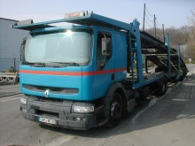 used Renault car carrier tractor-trailer