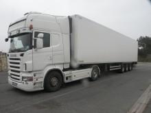 ensemble routier frigo multi température Scania occasion