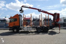 autoarticolato Scania R 480 6X4 WITH JONSEED LOGLIFT (N.9105123)
