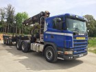 ensemble routier grumier Scania occasion