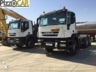 used Iveco tipper tractor-trailer