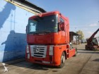 used moving box tractor-trailer