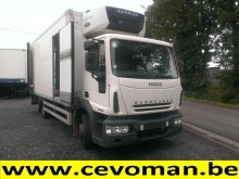 ensemble routier frigo Iveco occasion