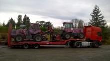 ensemble routier porte engins Scania occasion