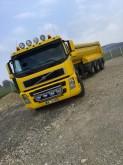 tractora semi volquete Volvo usada