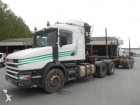 ensemble routier grumier Scania occasion