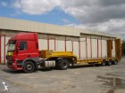 ensemble routier porte engins DAF occasion