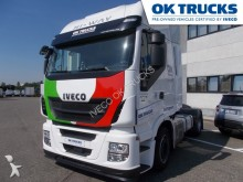 ensemble routier porte engins Iveco occasion