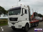 MAN TGX 33.540 6X4 BB EPSILON +S tractor-trailer