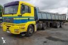 MAN TGA 18.410 tractor-trailer