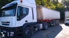 ensemble routier benne TP Iveco occasion