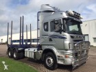 Scania R 560 6X4 Manual tractor-trailer