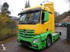 ensemble routier porte engins Mercedes occasion