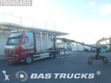 used Volvo timber tractor-trailer
